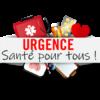 Logo du groupe URGENCE, Santé pour tous !
